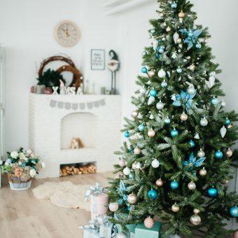 Світлий зал (Новорічний декор 2017-2018) ФОТОЗОНИ МИНУЛИХ РОКІВ!!!