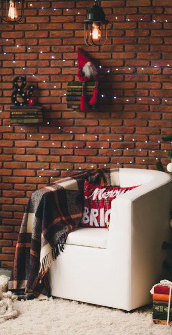 Темний зал (Новорічний декор)